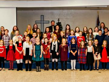 Hamlin Music Academy - 2017 Christmas Recital